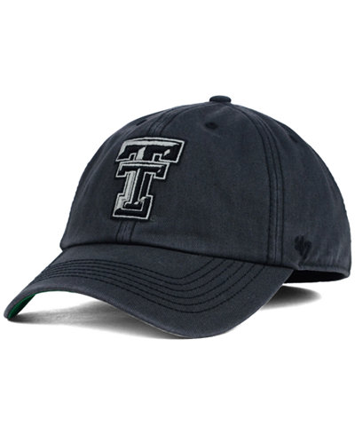 '47 Brand Texas Tech Red Raiders Sachem Cap