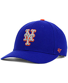 '47 Brand New York Mets MVP Curved Cap