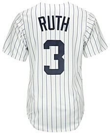 Babe Ruth New York Yankees Cooperstown Replica Jersey
