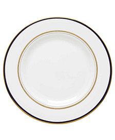 kate spade new york Library Lane Navy Salad Plate