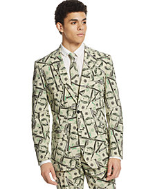 OppoSuits Men's Cashanova Money Suit