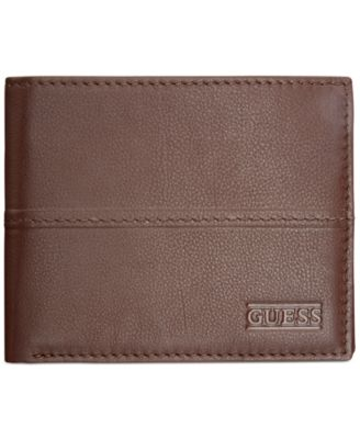 GUESS Rafael Multicard Passcase Men s Leather Wallet   Reviews - All  Accessories - Men - Macy s f81428eac1815