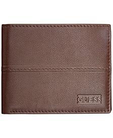 GUESS Rafael Multicard Passcase Men's Leather Wallet