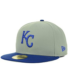 New Era Kansas City Royals Cooperstown 59FIFTY Cap