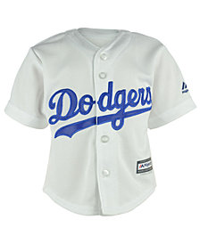 Majestic Babies' Los Angeles Dodgers Replica Jersey