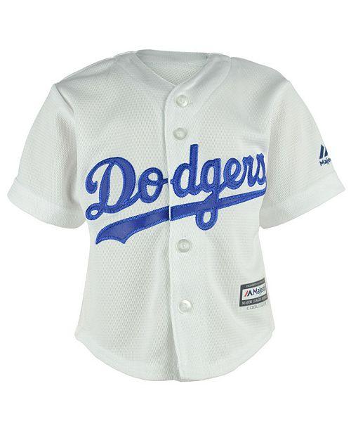 1b2295bbe Majestic Babies  Los Angeles Dodgers Replica Jersey - Sports Fan ...