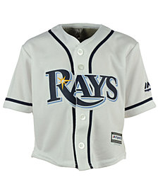 Majestic Babies' Tampa Bay Rays Replica Jersey