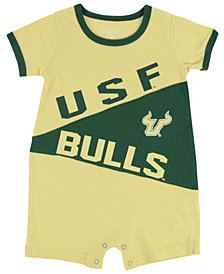 Colosseum Babies' South Florida Bulls Romper