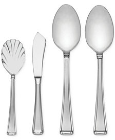 Gorham Column Frosted 4-Pc. Serving Set