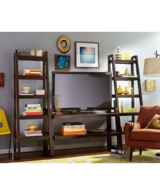 Metro Wall Unit Collection Furniture Macys