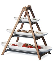Artesano 3-Tier Centerpiece 4-pc. Set