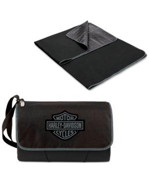 Picnic Time Harley-Davidson Blanket Tote 2224651