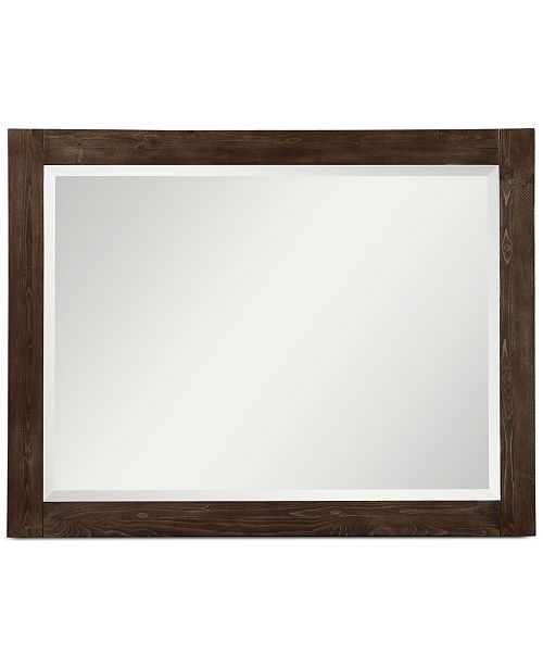 Furniture Closeout! Ember Bedroom Mirror, Created for Macy's
