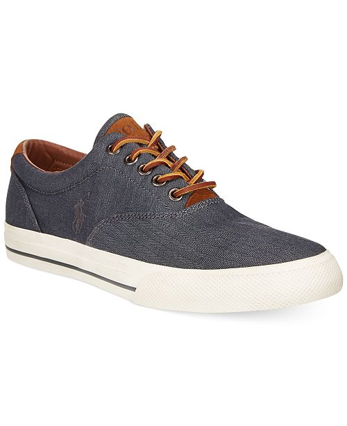 50% off 50% off hot-selling official Vaughn Chambray Herringbone Sneakers