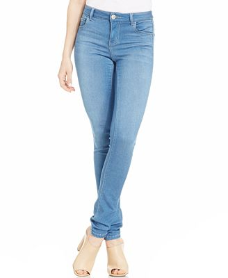 Celebrity Pink Juniors' Super-Soft Walker Skinny Jeans - Juniors ...
