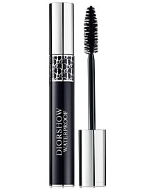 Diorshow Waterproof Mascara Backstage Makeup