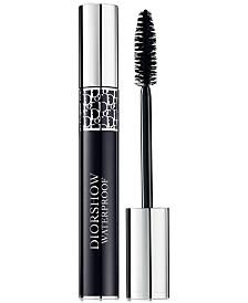 Diorshow Waterproof Mascara Backstage Makeup