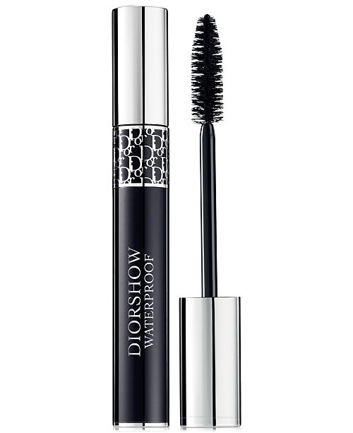 dior mascara  Dior Diorshow Waterproof Mascara Backstage Makeup - Makeup - Beauty ...