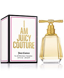 I AM JUICY COUTURE Eau de Parfum Fragrance Collection