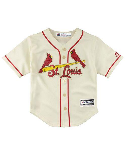 best value d35f5 b5e8a Babies' St. Louis Cardinals Replica Jersey
