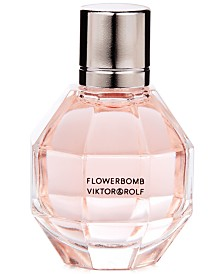 Receive a Complimentary Flowerbomb Deluxe Mini with any large spray purchase from the VIKTOR&ROLF Flowerbomb fragrance collection