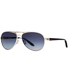 Oakley TIE BREAKER Polarized Sunglasses , OO4108