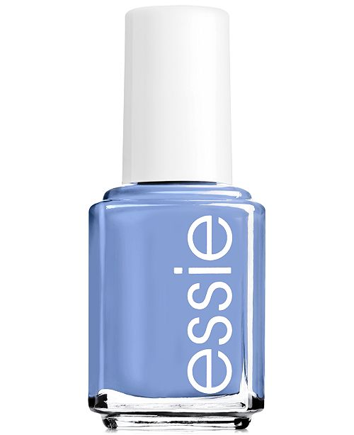 Essie nail color, pret-a-surfer