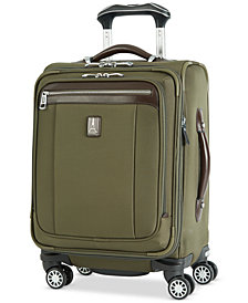 "CLOSEOUT! Travelpro Platinum Magna 2 20"" International Expandable Spinner Suitcase"