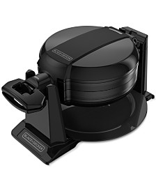 Black & Decker WMD200B Rotating Waffle Maker