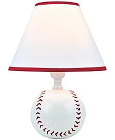 Baseball Table Lamp