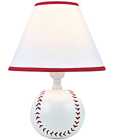 Lite Source Baseball Table Lamp