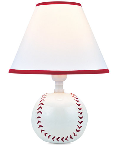 lite source baseball table lamp - Baseball Lamp