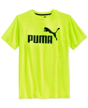 Puma Little Boys' Logo Tee