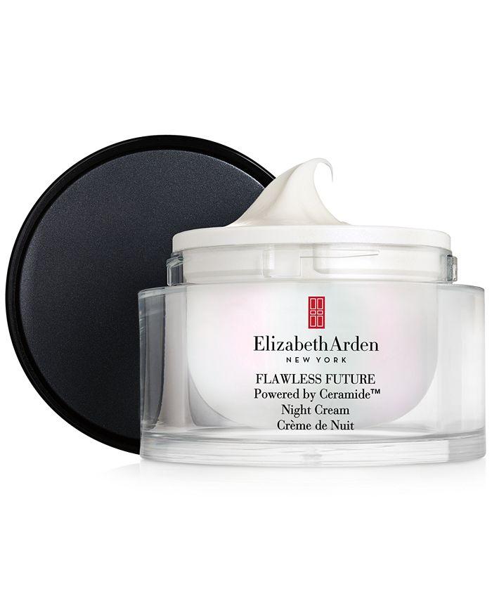Elizabeth Arden - Ceramide FLAWLESS FUTURE Powered by Ceramide Night Cream, 1.7 oz