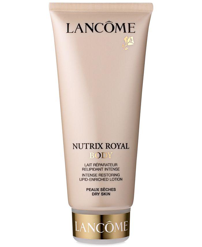 Lancôme - NUTRIX ROYAL BODY Intense Restoring Lipid-Enriched Lotion, 6.7 Fl. Oz.