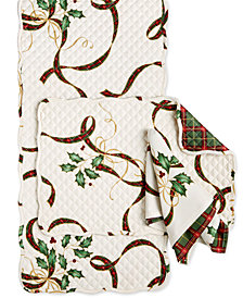 Lenox Holiday Nouveau Quilted Collection