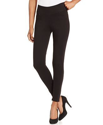 JAG Ricky Pull-On Ponte Leggings