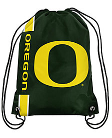 Forever Collectibles Oregon Ducks Big Logo Drawstring Bag