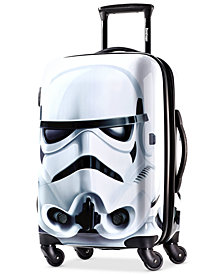 "Star Wars Stormtrooper 21"" Hardside Spinner Suitcase by American Tourister"