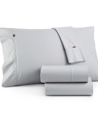 Tommy Hilfiger Solid Core Sheet Sets Sheets