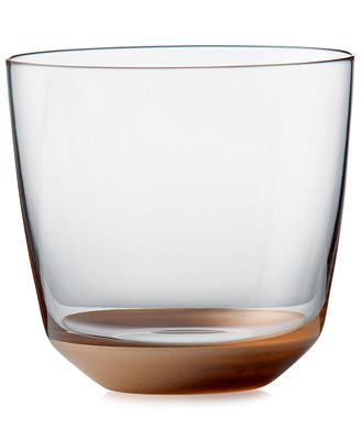 Wedgwood Arris Collection Crystal Tumbler Glasses, Set of 2