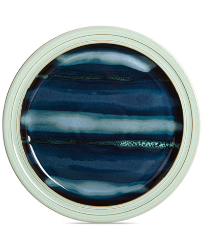 Denby Dinnerware Peveril Collection Stoneware Salad Plate