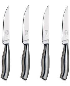 Insignia Steel 4-Pc. Steak Knife Set