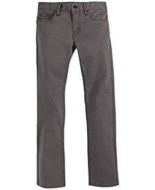 Levi's® 511™  Slim Fit Sueded Pants, Little Boys