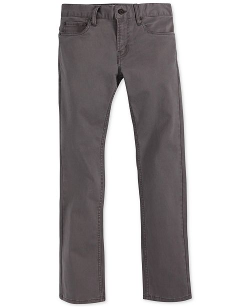 6581a01d8f2a ... Little Boys  Levi s 511 trade  Slim Fit Sueded Pants