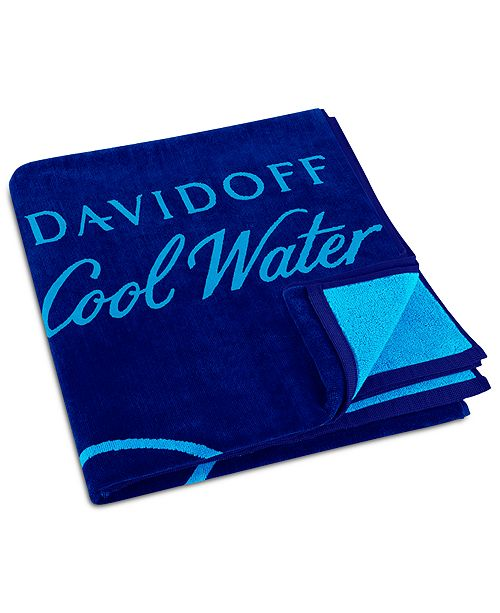 Davidoff Receive a Complimentary Towel with $69.50 Davidoff Cool Water men's fragrance purchase