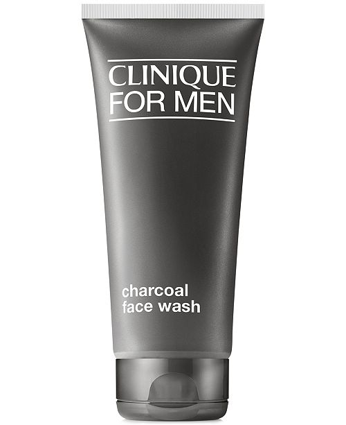 Clinique For Men Charcoal Face Wash, 6.7 oz