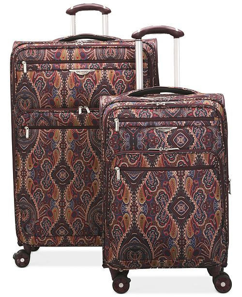 Ricardo CLOSEOUT! Big Sur Softside Luggage Collection, Created for Macy's