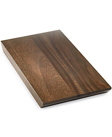 "Vera Wang Wedgwood Serveware, Gradients Wood 12"" Serving Tray"