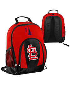 Forever Collectibles St. Louis Cardinals Prime Time Backpack